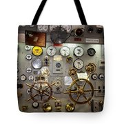 The Midway Throttle Board Tote Bag