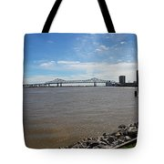 The Mighty Mississippi Tote Bag