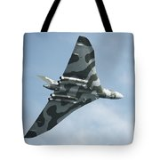 The Mighty Vulcan  Tote Bag