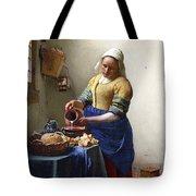 The Milkmaid Tote Bag
