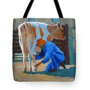 The Milkman Tote Bag