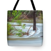 The Milky River Tote Bag