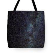 The Milky Way Galaxy  Tote Bag