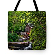The Mill Paint 2 Tote Bag by Steve Harrington