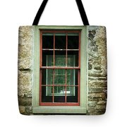 The Mill Window  Tote Bag