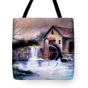 The Millstream Tote Bag