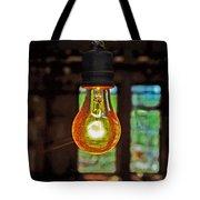 The Miner Light Tote Bag