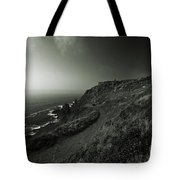 The Mines Of Bottallack Tote Bag