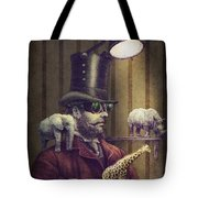 The Miniature Menagerie Tote Bag