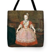 The Minuet  Tote Bag