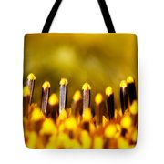 the Miracle of a Single Flower Tote Bag