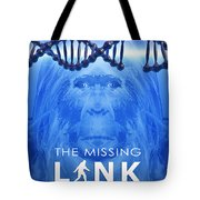 The Missing Link Tote Bag
