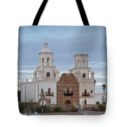 The Missioin Of San Xavier 10 Tote Bag