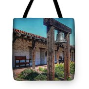 The Mission Bell Tote Bag