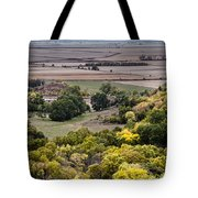 The Missouri River Valley Tote Bag