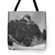 1m3523-bw-the Mitre Tote Bag