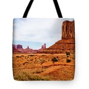 The Mitten Tote Bag