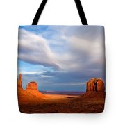 The Mittens Magical Light Tote Bag
