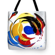 The Mix Up Tote Bag