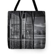 The Modern Bw Tote Bag