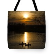 The Moments That Count Tote Bag