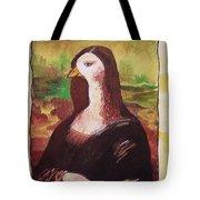 The Mona Goosa Tote Bag