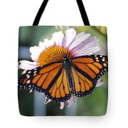 The Monarch Landed Tote Bag