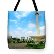 The Monas Tote Bag