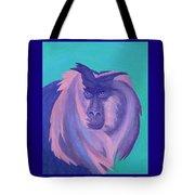 The Monkey's Mane Tote Bag