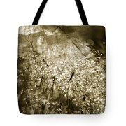 The Morning Pearls Tote Bag