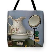 The Morning Shave Tote Bag