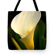 The Morning Trumpets Tote Bag