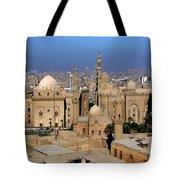 The Mosque Of Al-azhar Tote Bag