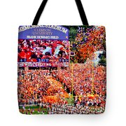 The Most Exciting 25 Seconds Tote Bag