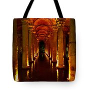 The Most Romantic Place Of Istanbul Tote Bag