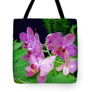 The Most Wonderful Flowers Tote Bag