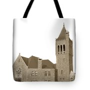 The Mother Church The First Church Of Christ Scientist Boston Massachusetts Circa 1900 Tote Bag