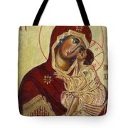 The Mother Of God -the Don Icon Tote Bag