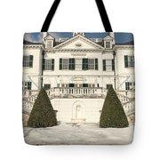 The Mount Edith Warton Estate Lenox Ma Tote Bag
