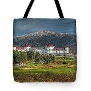 The Mount Washington Hotel Tote Bag