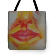 The Mouth Tote Bag