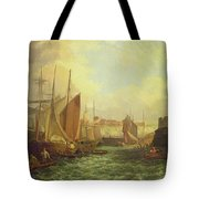 The Mouth Of The Yare, 1821 Tote Bag