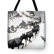The Mule Pack Tote Bag