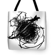 The Murder Of Crows By Jammer Tote Bag