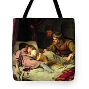 The Murder Of The Sons Of Edward Iv Tote Bag