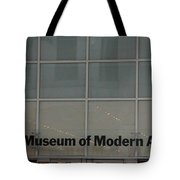 The Museum Of Modern Art Tote Bag