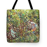The Mushroom Picker Tote Bag