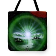 The Music Of The Universe Tote Bag