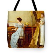The Music Room Tote Bag