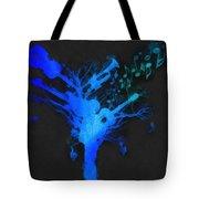 The Music Tree Tote Bag